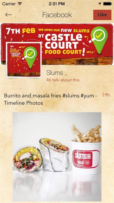 Slums Street Food screenshot two