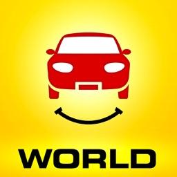i SpeedCam World (Speed Camera Detector with GPS Tracking)