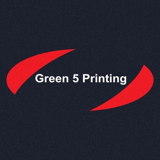 Green 5 Printing