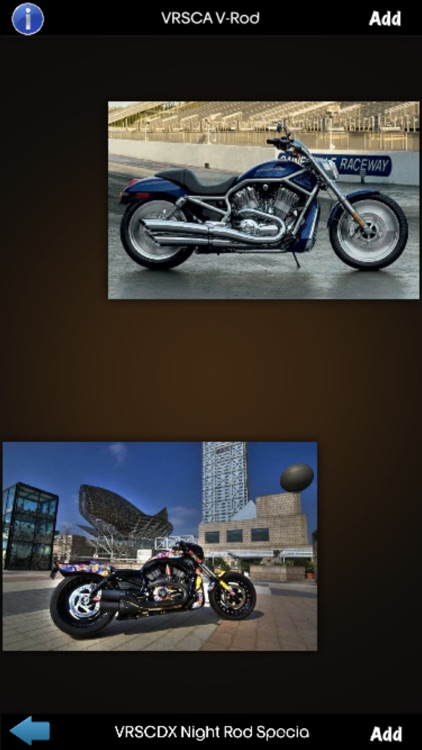 Motorcycles Info - Harley-Davidson Edition