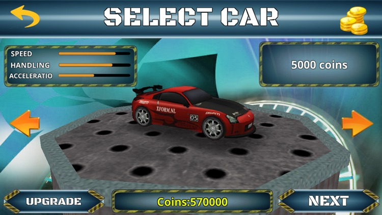 High Speed : Car Racing screenshot-1
