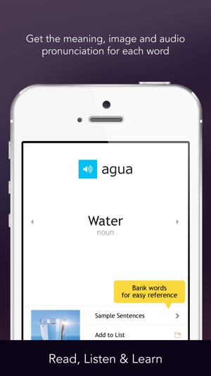 Learn Spanish - Free WordPower on the App Store