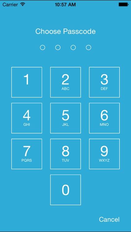 iProtect - Secret & Save Password App™