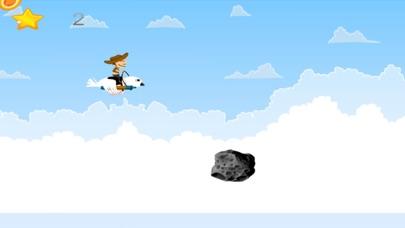 Sky Cowboy Game Pro Screenshot 4