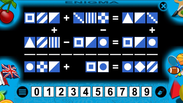 Enigma - The Math Puzzle screenshot-0
