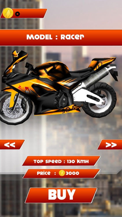 Moto Furious Traffic Racer screenshot-3
