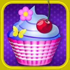 Activities of Cupcake Creator - Kids Food & Cooking Salon Games