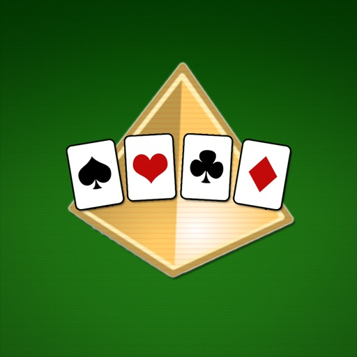 Pyramid Solitaire ◊ icon
