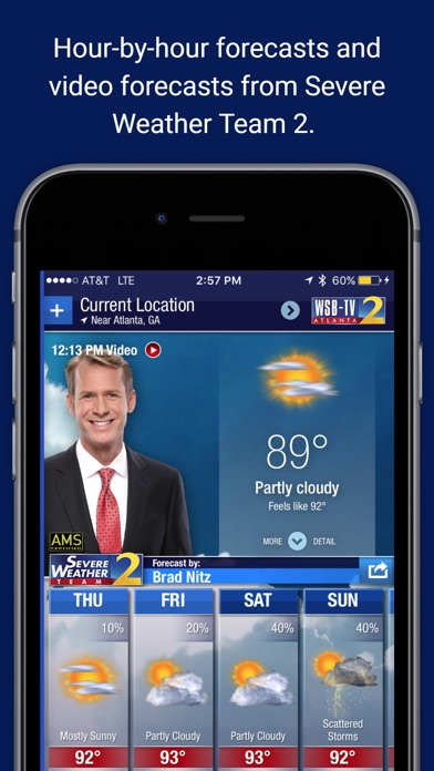 WSB-TV Weather for Windows