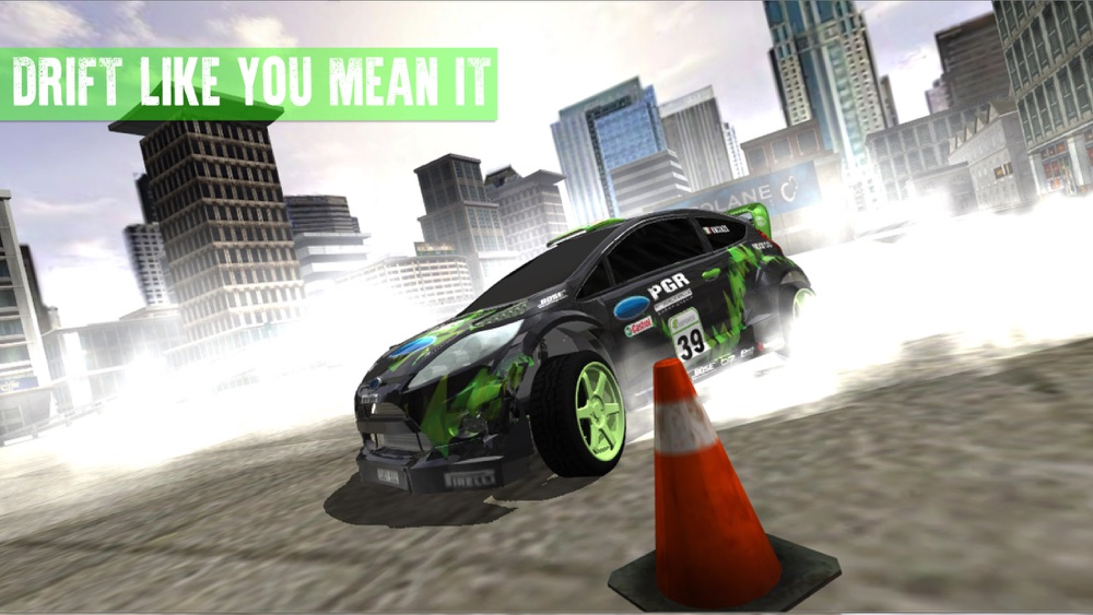 Pure Rally Racing Drift