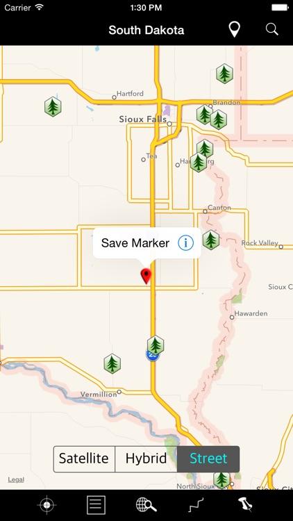 South Dakota State Parks & Recreation Areas screenshot-4