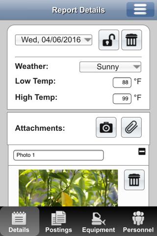 Info Tech Mobile Inspector screenshot 3