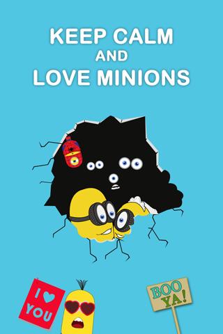 Emojis – Minions Edition screenshot 3