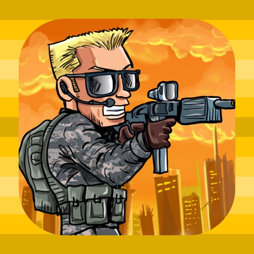 Army Strike Combat War : Attack Soldier Shooters Free Games