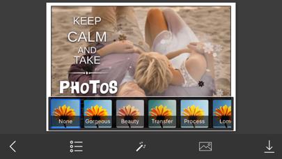 Love Photo Frames - Make awesome photo using beautiful photo frames screenshot four