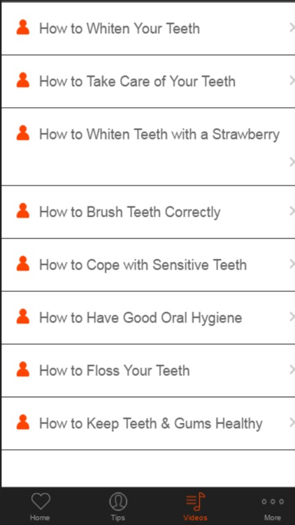 Teeth Whitening Tips - Learn How to Whiten Teeth screenshot-3