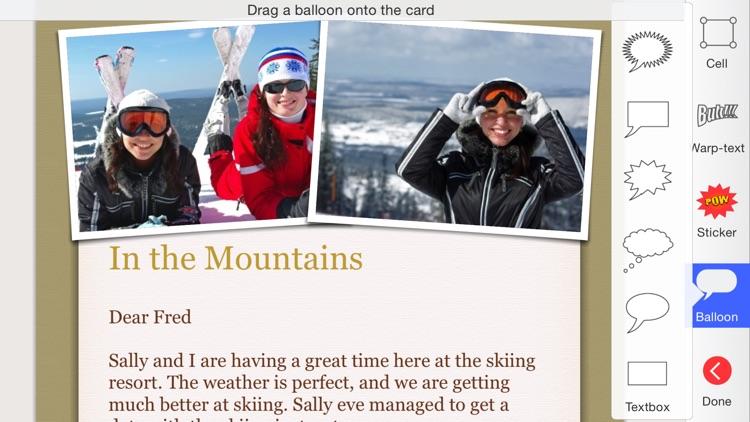 Lifecards - Postcards screenshot-4