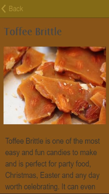 How To Make Toffee