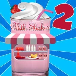 Milkshake Maker 2 - Make Ice Cream Drinks Cooking Game for Girls, Boys, and Kids