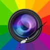 Photo Editor: Retouch Gallery/Camera Images with amazing filter effects and Save or Share it.