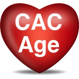Coronary Calcium Arterial Age Calculator