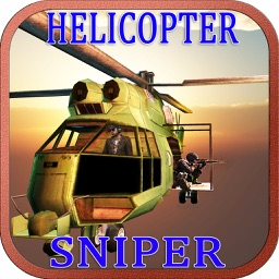 Cobra Helicopter Sharp Shooter Sniper Assassin - The Apache stealth assault killer at frontline