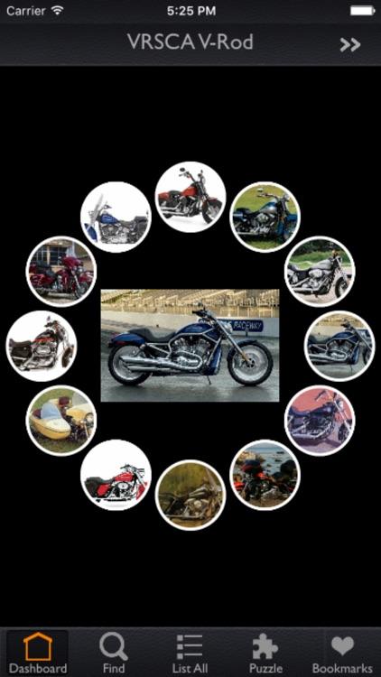 Motorcycles Harley-Davidson Info screenshot-3