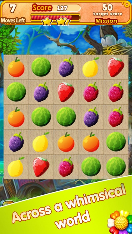 New Match Fruit Mania