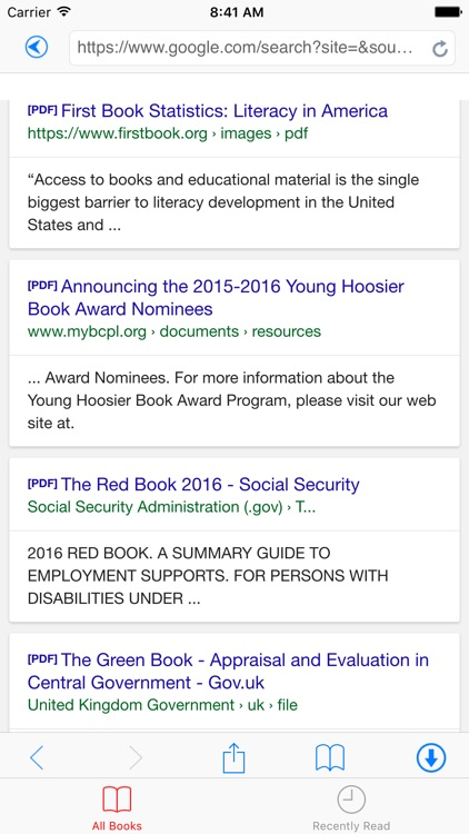 PDF Reader Pro - Book Reader and downloader screenshot-3