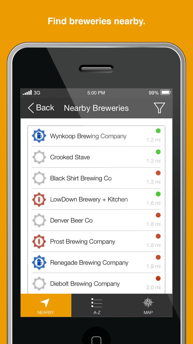 Brewery ExplorerScreenshot of 3