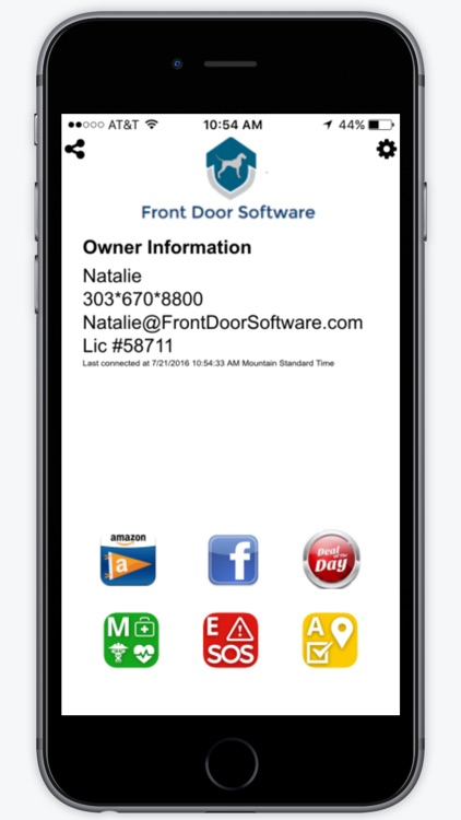 Front Door Software ($2.99)