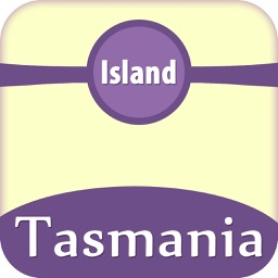 Tasmania Island Offline Map Travel Guide