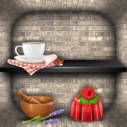 Shelf Wallpaper Maker – Create Custom Background Themes with Free Skins, Shelves and Sticker.s