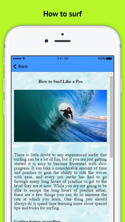 How to Surf Like a Pro screenshot-3