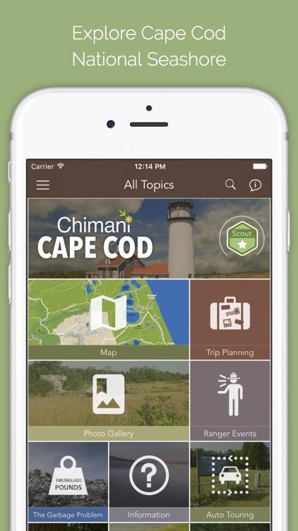 Cape Cod by Chimani