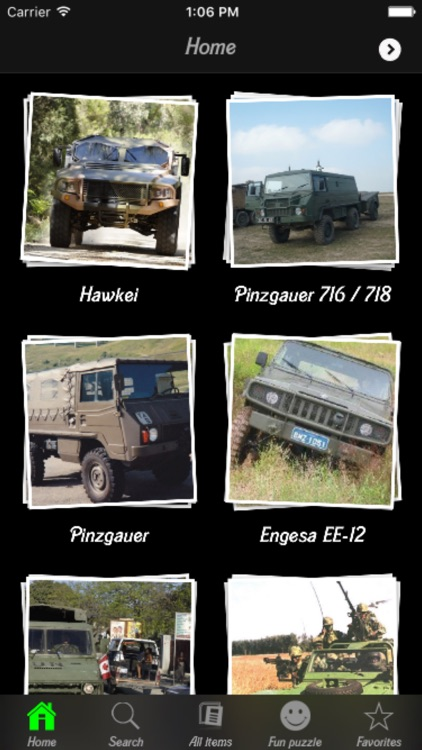 Military Truks Guide