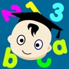 Baby A plan - children's Chinese language elementary little game