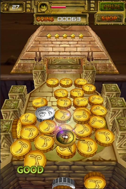 coin pusher machine cheat