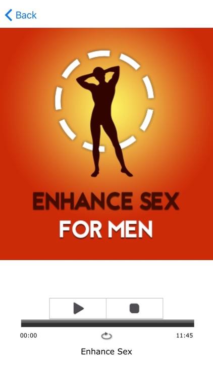 Enhance Sex For Men Pro Hypnosis