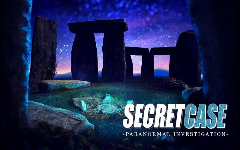 Secret Case - Paranormal Investigation - A Hidden Object Adventure screenshot 1