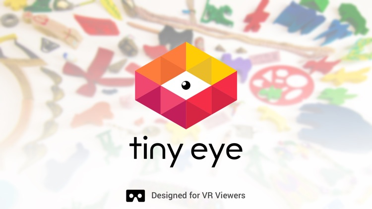 Tiny Eye: A VR Experience screenshot-0