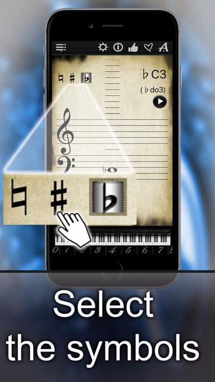 Piano Notes Finder screenshot-3
