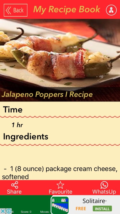 Recipe Book : Christmas Dinner Recipes Cookbook screenshot-4