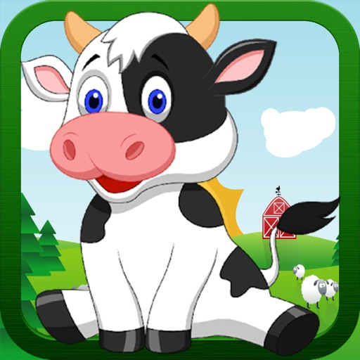 Animal Farm Coloring Book - Color Your pages and Paint the Animals ...