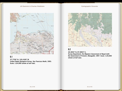 Cartographic Grounds By Charles Waldheim Jil Desimini On Apple Books