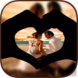 HeartCam- Unique Heart Effects With Love Frames For Valentine Photo  Art Editor