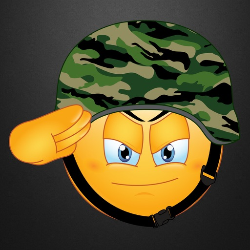 Army Emojis Keyboard Memorial Day Edition by Emoji World