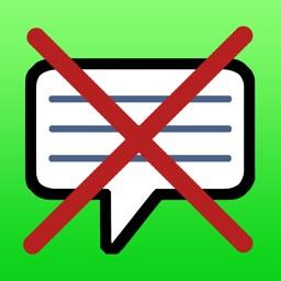 Shut Up - Block Web Comments