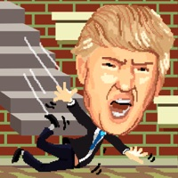 Codes for Trump's Stair Climb Race - Donald Trump is on the Run to Jump the Wall 2! Hack