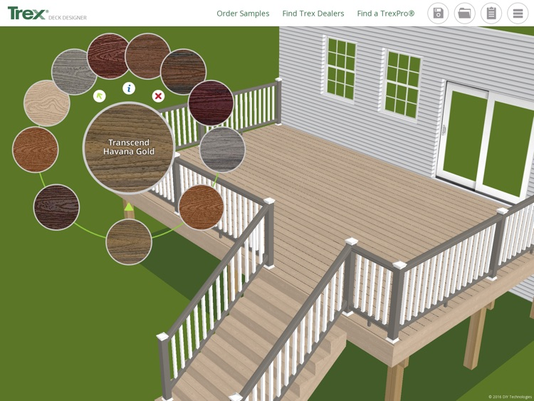 Trex Deck Designer App– Plan and create your Trex dream deck and outdoor living space! screenshot-4